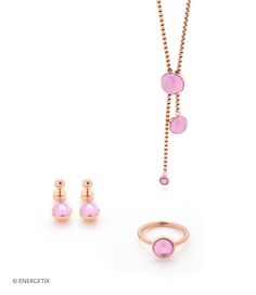 Pink and rose-gold - beautiful combination! Ship Shop Style Magnetic Therapy Easter Collection 2018