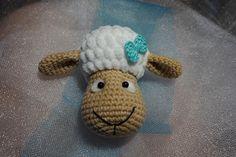 Amigurumi Sheep-Free Pattern - Amigurumi gratis mönster