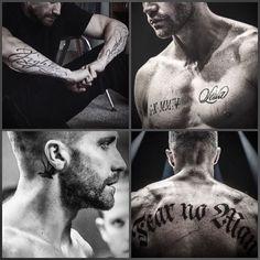 True Fighter  #southpaw #tattoo