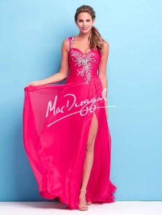 48119L | Mac Duggal Prom Dress 2015 Kathryn's Bridal