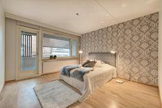 Myytävät asunnot, Puutarhakatu 24, Tampere #oikotieasunnot #makuuhuone