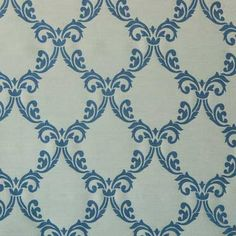 Tablecloth, French Blue Lattice - www.lineneffects.com - Linen Effects Party, Event, Wedding, Corporate rental décor. #blue #navy #champagne #ivory #cream #damask #pattern #Nordic #French #traditional #classic #garden