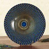 Ege Glass Bowl Cobalt