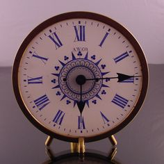 America's First Illuminated Waltham Travel Clock With Fitted Case Classic Clocks, Telling Time, Antiques, Travel, Ebay, Vintage, Antiquities, Antique, Viajes