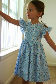 Anyone have this pattern from 1954?  If you do, let me know :)