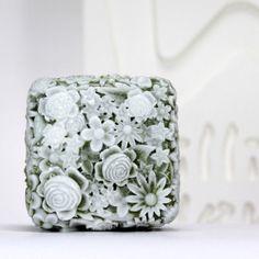 Boy Girl Heart Moon Silicone Soap mold Craft Molds Soap Mould Tool SA