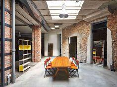 MSGM Fashion Headquarters by Fabio Ferrillo | Yellowtrace.