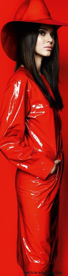 Kendall Jenner - Vogue China - July 2015