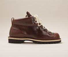 Tanner Meets Danner - The Mountain Trail Left Bank Boot • Selectism