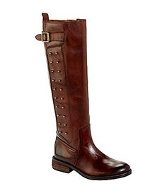 Vince Camuto Fido Studded Boots #Dillards I love these!!!
