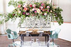 Charming Richmond Wedding | This stunning styled shoot screams charming Richmond wedding.