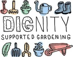 DIGnity supported community gardening supports Australian's mental health through gardening activities and interactions with mental health professionals