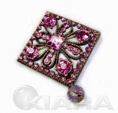 Sztuczna biżuteria ślubna, Jablonex, biżuteria wizytowa Floral Tie, Swarovski, Shoulder Bag, Bags, Accessories, Handbags, Shoulder Bags, Taschen, Purse