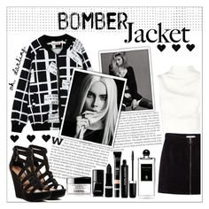 """Bomber Jacket ♡"" by translucidbutterfly ❤ liked on Polyvore featuring Chicnova Fashion, Keepsake the Label, MANGO, Chinese Laundry, Serge Lutens, Hard Candy, Chanel, Marc Jacobs and bomberjackets"