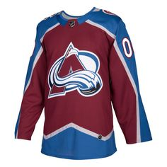 89475d0a8 Colorado Avalanche Premier Adidas NHL Home - Road   Alt Jerseys