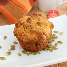 Sweet Pea's Kitchen » Pumpkin Muffins