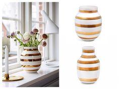 kahler omaggio vase bronze edition - Google Search