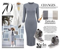 """You have to love GREY"" by nerma10 ❤ liked on Polyvore featuring Nico"