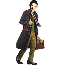 Franz Kafka card by Unemployed Philosophers Guild
