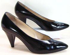 80de613fcc2 bruno magli stilettos 10 B M pumps womens by vintageshoescloset