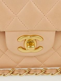 ed16dd42291 Chanel Classic Flap Quilted Leather Classic Medium Double Light Pink Lambskin  Shoulder Bag 62% off retail