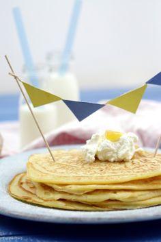 Pfannkuchen Pannkaka Pannkakor Rezept Kinderbuch Pinipa