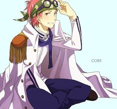 Coby #one piece