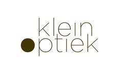 klein optiek, visual identity / logo design, by daily milk