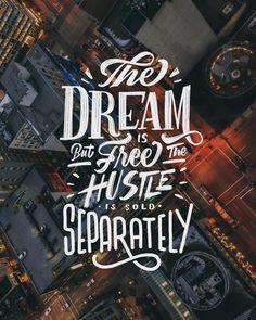 Keep hustlin' by typebychris