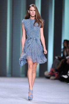 Spring 2011 Paris Fashion Week: Elie Saab Photo 1