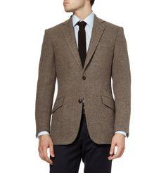 Richard James - Harris Tweed Jacket | 144 bucks on sale from Mr Porter