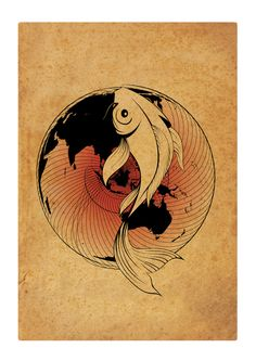 koi fish this could very well be my next ink