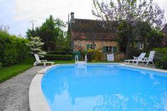 Vakantiehuis met prive zwembad in de Dordogne