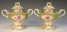 antique porcelain france - Поиск в Google
