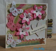 PasjaBelki: Dzień Matki , kwiatowo :) Decorative Boxes, Frame, Frames, Picture Frames