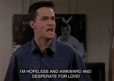 I am Chandler!