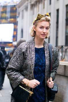 Street Style from NYFW Fall 2016 @stylecaster