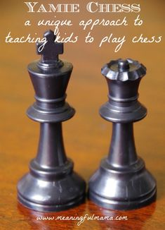 How to Teach Kids to Play Chess. Whether you are a chess player or are being exposed to it as the same time as your children, the game of Chess is a great Board Games For Kids, Fun Games For Kids, Gifted Education, Kids Education, Chess Quotes, Chess Tactics, Backgammon Game, How To Play Chess, How To Teach Kids