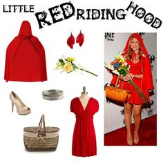 Little Red Riding Hood, gives me some good ideass