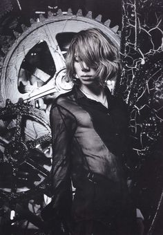 BLACK x BLOOD Pamhlet Visual Kei, Yasu, Cherry, Blood, Anime, Bands, Music, People, Musica