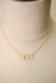 This unique amazonite simple pendant necklace delicate designs infi004 simple unique three ring gold elegant necklace for women aloadofball Images