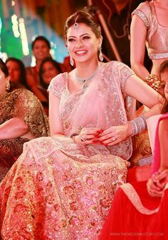 TV Actress Aamna Sharif Wedding Photos ~ Mere Pix