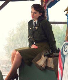 Captain America The First Avenger: Peggy Carter