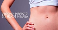 Abdomen plano y sin magia con solo 6 minutos al día - e-Consejos Fitness Diet, Health Fitness, Gym Routine, Face Treatment, Plank Workout, Fitness Journal, Shoulder Workout, Gym Workouts, Fitness Fashion