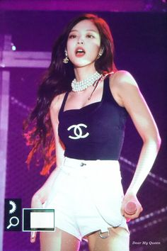 Black Pink Yes Please – BlackPink, the greatest Kpop girl group ever! Blackpink Jennie, Stage Outfits, Kpop Outfits, Blackpink Lisa, Forever Young, South Korean Girls, Korean Girl Groups, Black Pink, Blackpink Photos