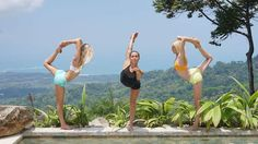 Having a great time shooting for Alo Yoga and liforme with Gypset Goddess Ashley Galvin Yoga and @aubrymarie at Vista Celestial - Costa Rica.  #yoga #vistacelestial #yogaretreats #costarica #travel #hotels #aloyoga #liforme