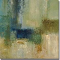 @Overstock - Artist: Simon AddymanTitle: Green AbstractProduct Type: Canvas Art http://www.overstock.com/Home-Garden/Simon-Addyman-Green-Abstract-Canvas-Art/6236895/product.html?CID=214117 $169.99
