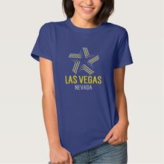 This LAS VEGAS NEVADA     city flag color inspired tee will be the talk of the town.  It's great for your city celebration or year round wear so show some city love and grab yours today. www.citystyletees.com