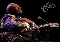 b.b. king images | The reigning king of the blues, B.B. King is without a doubt the ...