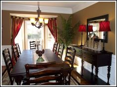 The Story of Home: Bay Window Treatments